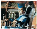 Shane Rimmer Scott Tracy THUNDERBIRDS Genuine Autograph 10X8 3178